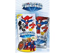 Apsolut Velpro DC Super Friends