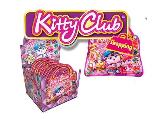 KittyClub Shopping