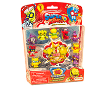 Super Zings Blister figure