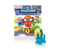 Apsolut Velpro Zomlings 4 figurina
